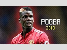 Paul Pogba Crazy Skills & Goals 20172018 Manchester