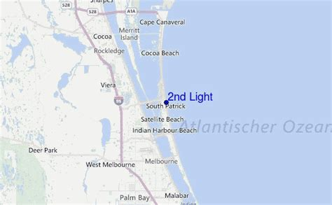 light location map 2nd light surf forecast and surf reports florida