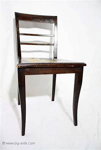 Art Deco Stuhl : filigraner antiker art d co stuhl s belbeine nu baum brettstuhl holzstuhl ebay ~ Eleganceandgraceweddings.com Haus und Dekorationen