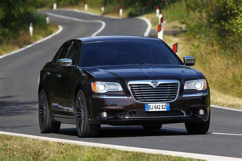 2012 Lancia Thema Arrives On European Market