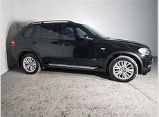 Automatic 4x4 Turbo Diesel BMW X5 E70 2008 Black Used
