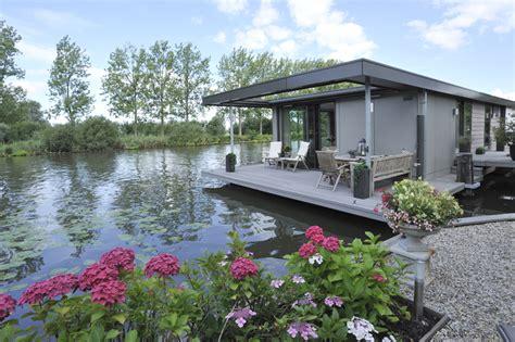 Woonboot Te Koop Kanaalweg Utrecht by Woonboot Woonark Loenen Aan De Vecht Abc Arkenbouw