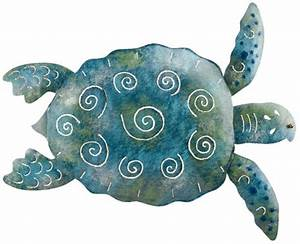 sea turtle decor 28 images sea turtle wall d 233 cor With kitchen cabinets lowes with metal sea turtle wall art