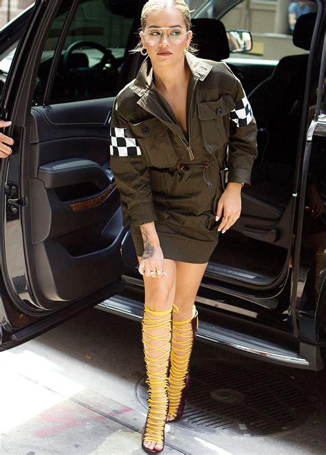 battle   boots  wears   kim kardashian