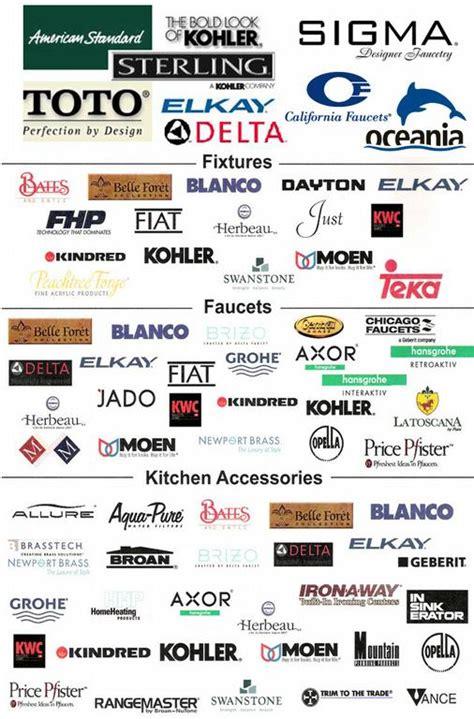 kitchen faucet brand logos bathroom fixtures brands with amazing trend in us eyagci com