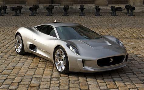 car, Jaguar, Cx75, Concept Wallpapers HD / Desktop and ...