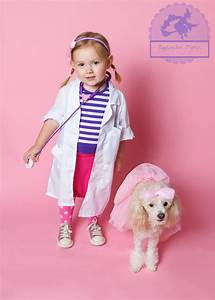 Day 10 2012 {Doc McStuffins and Lambie} – Stellaween