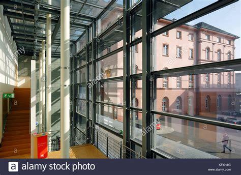staatstheater mainz kleines haus glasdach stock photos glasdach stock images alamy