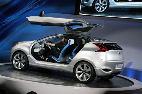 Hyundai Nuvis Concept 2009 Infiniti Fx35 Yahoo