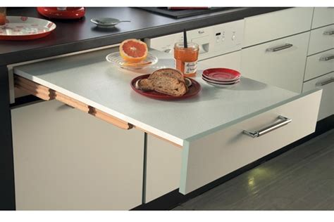 meuble table de cuisine ideal pour les petites cuisines photo dr tiroir avec