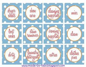 laundry room labels printable With free printable laundry labels