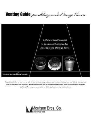 Morrison Bros. Co. Vent Guide by Jenny Hoffman - Issuu