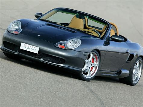 Mad 4 Wheels 2006 Porsche Boxster 986 By Gemballa Best