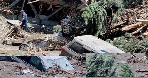 จอร์เจียโดนน้ำท่วมหนักดับแล้ว 10 ศพ สัตว์หลุดป่วนเมืองอื้อ ...