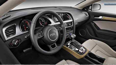 2018 Audi A5 Sportback Interior Picture Wallpaper