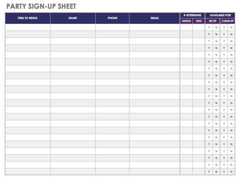 event planning templates smartsheet