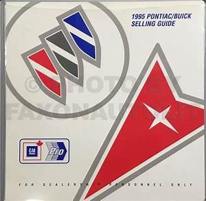 1995 Repair Shop Manual Lumina Monte Carlo Grand Prix