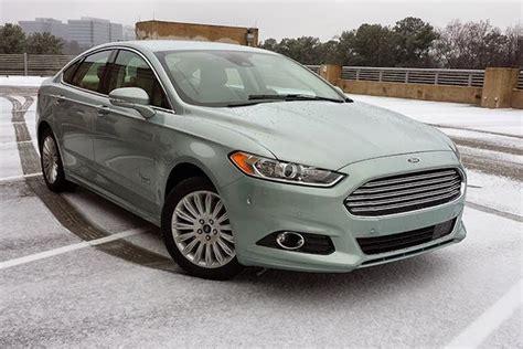 Ford Fusion Hybrid Titanium 2014 For Sale