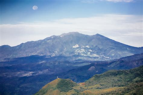 File:Volcán Barú and the mountain city of Boquete ...