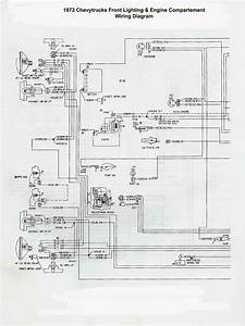 Headlight Wiring Diagram 1978 Chevy Truck