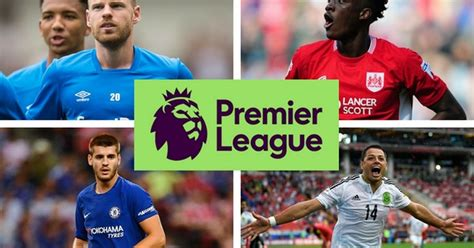 Fantasy Premier League 2017/18: Top new FPL signings, most ...