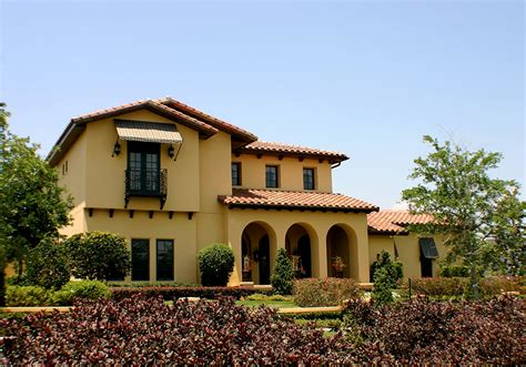 mediterranean style house archer building inc themes of