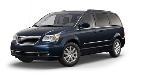 2016 Chrysler Town and Country Release Date and Pricing