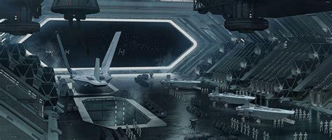 Ilm's Concept Art For 'the Force Awakens'