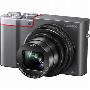 Panasonic DMC-ZS100 Lumix Digital Camera (ZS100 Silver) B&H  Panasonic
