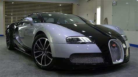 'dipping' A Bugatti Veyron!