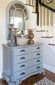 Entryway, Makeover, Reveal