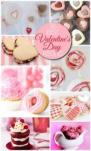 Valentine's Day Recipes Desserts Treats | A Helicopter Mom