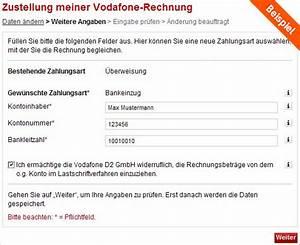 Www Mein Vodafone Rechnung De : hilfe form versand rechnung ~ Themetempest.com Abrechnung