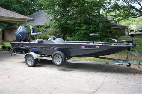 G3 Boats For Sale Louisiana by 2005 2005 Yamaha G3 Eagle 185 Bass Boat For Sale In