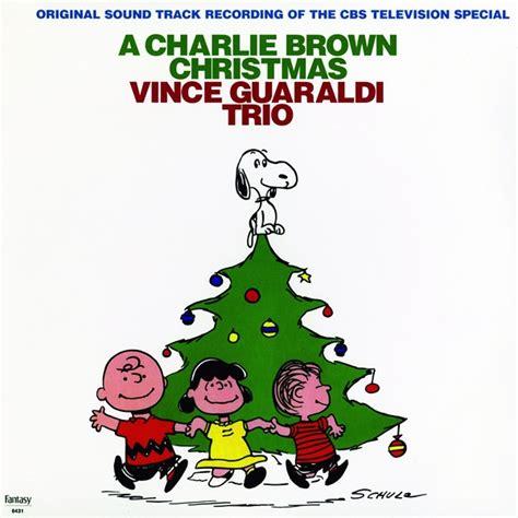 vince guaraldi trio a charlie brown christmas lp the vince guaraldi trio a charlie brown christmas lp 200