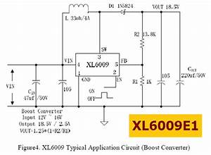 Xl6009e1 Datasheet - Regulator - Xlsemi