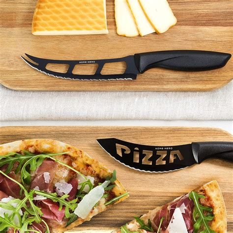 knife knives steel kitchen steak stainless pizza chef sharpener bonus block cutlery scissors peeler acrylic cheese stand gift