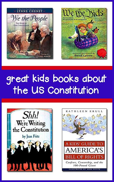 constitution  kids  childrens books