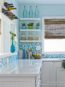 blue kitchen decor ideas cottage kitchen home decor ideas