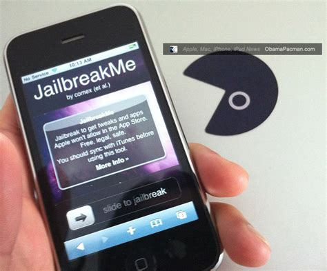 how to jailbreak a iphone 4 jailbreak iphone 4 3gs ip4 unlock in 48 hours obama pacman