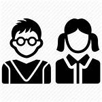 Icon Boy Students Icons Mental Health Advice