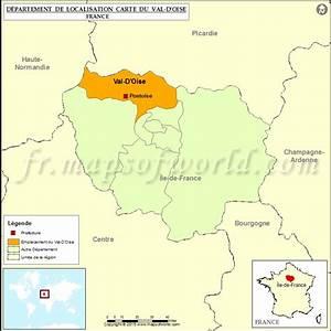 Castorama Val D Oise : carte de localisation du val d 39 oise 95 val d 39 oise ~ Dailycaller-alerts.com Idées de Décoration