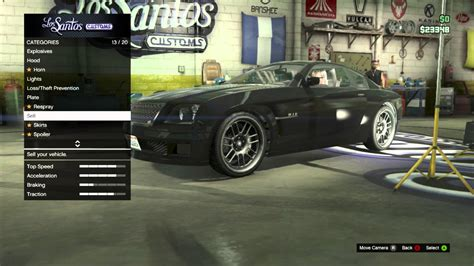 How To Find Los Santos Customs And Sell Your Car In Gta V