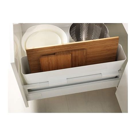 ikea kitchen storage boxes variera boks ikea kitchen opbevaring 4564