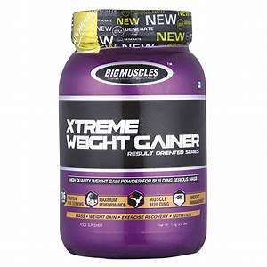 Is Big Muscle Xtreme Weight Gainer A Good Product To Use