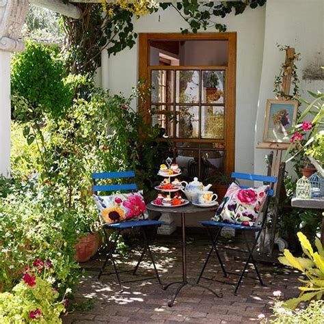 cuisine avec table int馮r馥 d 233 co jardin soleil