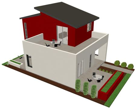 small house plan ultra modern small house plan small modern house plans  arizona small