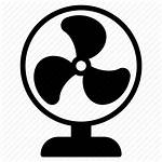Icon Ventilation Fan Electric Cool Cooler Icons