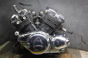 03 Yamaha Royal Star Venture Xvz 1300 Engine Motor 29e