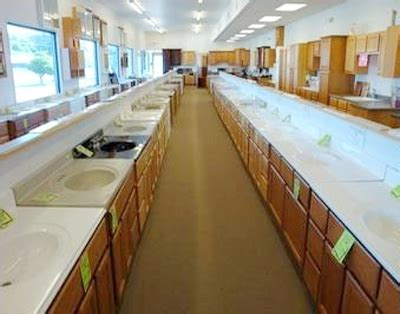 cabinet aisle discount home improvement